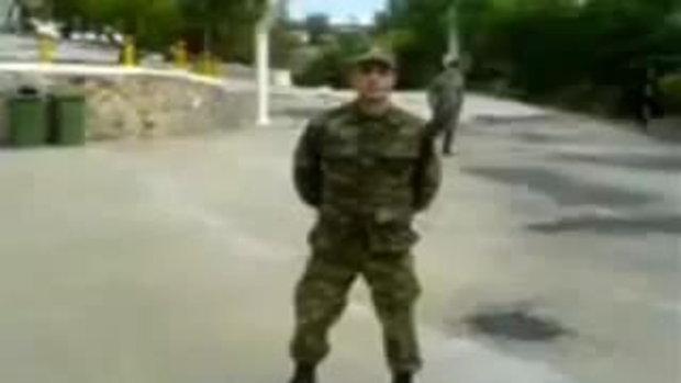 ทำโทษ ทหารเกณฑ์