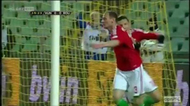 ฮังการี 2-2 โรมาเนีย (บอลโลกรอบคัดเลือก)