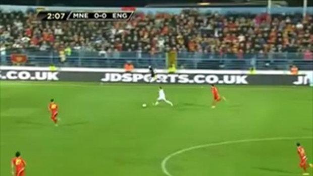 มอนเตเนโกร 1-1 อังกฤษ (บอลโลกรอบคัดเลือก)