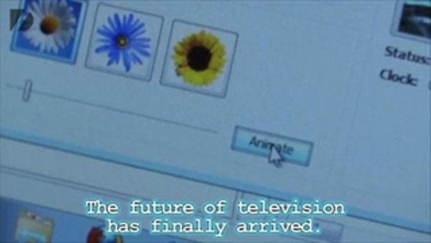 Shapeshifting TV ทีวีโลกอนาคต