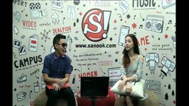 Sanook live chat - ณัฐ ศักดาทร 1/4