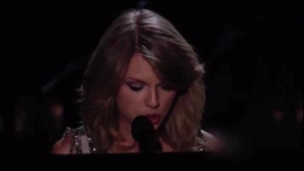 Taylor Swift ถูกหนุ่มชาวญี่ปุ่นโจมตีกลางงานคอนเสิร์ต
