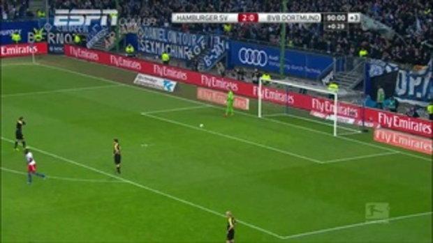 Hakan Calhanoglu Amazing Freekick Goal Vs Dortmund.