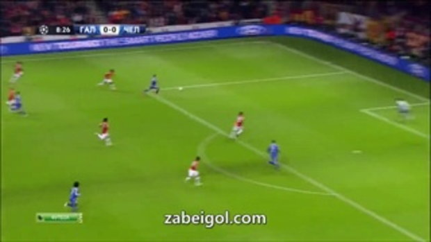 Galatasaray (1-1) Chelsea - All Goal & Highlight