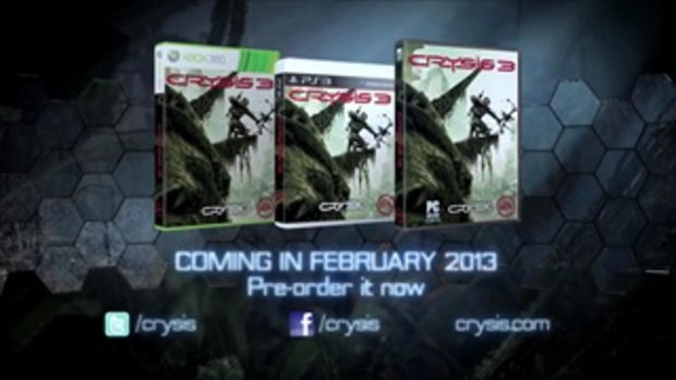 ▶ Crysis 3 'CryEngine 3 Tech Trailer' [1080p] TRUE-HD QUALITY - YouTube [720p].mp4