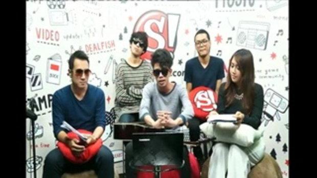 Sanook live chat วง The Jukks 2/5