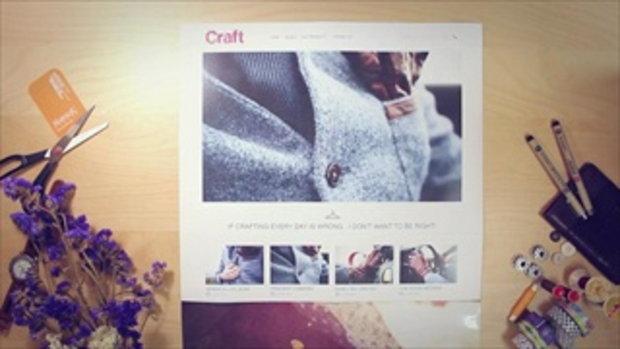 Web Package - Handicraft Business