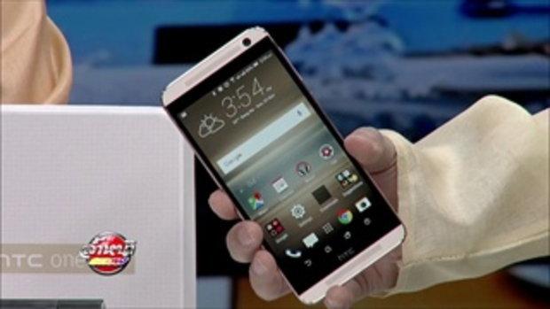 รายการล้ำหน้าโชว์ 29-11-58 EP7 รีวิว HTC One E9+