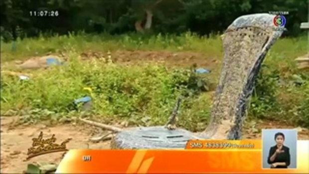 คนร้ายลอบวางระเบิดในหลุมฝังศพที่ยะลา เสียชีวิต1 เจ็บสาหัส1 (13ธ.ค.58)