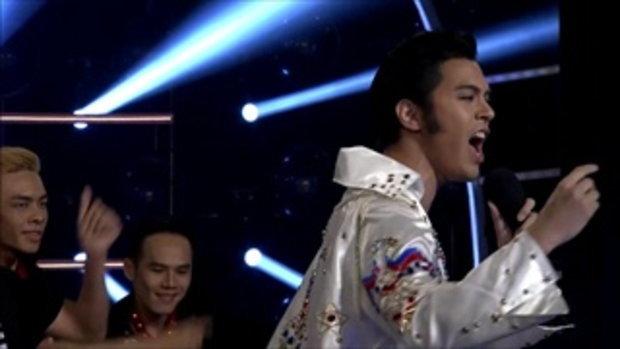 เปลี่ยนหน้าท้าโชว์ Sing Your Face Off | 12 ก.ย. 58 | S2 แม็ค – Jaihouse Rock – Elvis Presley
