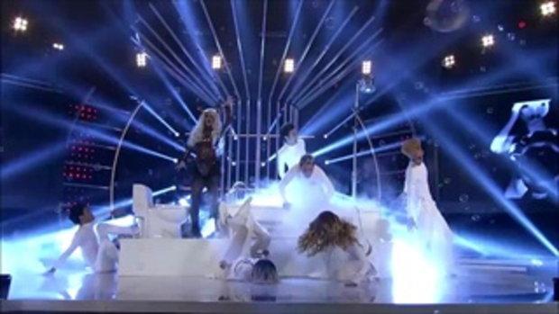 เปลี่ยนหน้าท้าโชว์ Sing Your Face Off | 12 ก.ย. 58 | S5 ใบเฟิร์น – Lady Gaga – Bad Romance