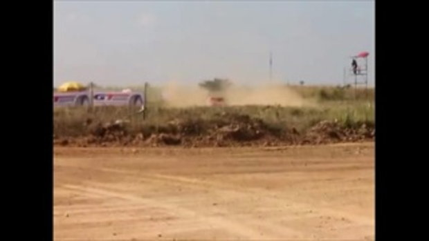 No.666 JR TIRE Dirt Trials 26_12_2015 Footage by Anucha Jaipiam