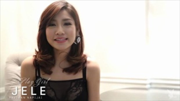 Interview Playgirl Jele by PLAYBOY THAILAND