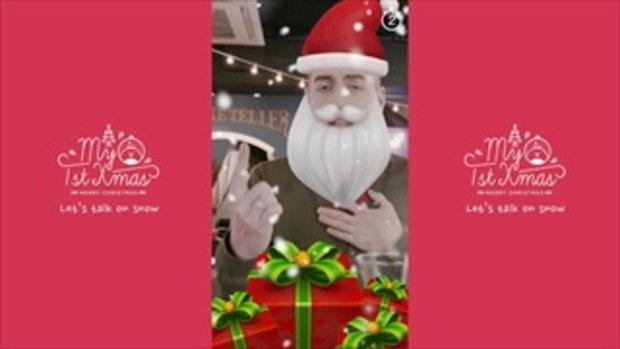 Snow camera app แอพถ่ายวีดีโอ เซลฟี่ สนุกๆจาก เกาหลี ไม่ลองเด่วเชย