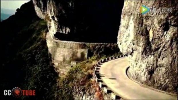 เสียวสุดๆ รวมถนนที่อันตรายที่สุดในโลก