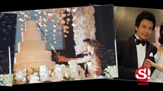 ย้อนภาพหวานวันวาน งานแต่งหญิงแย้ กับ หมอนพรัตน์