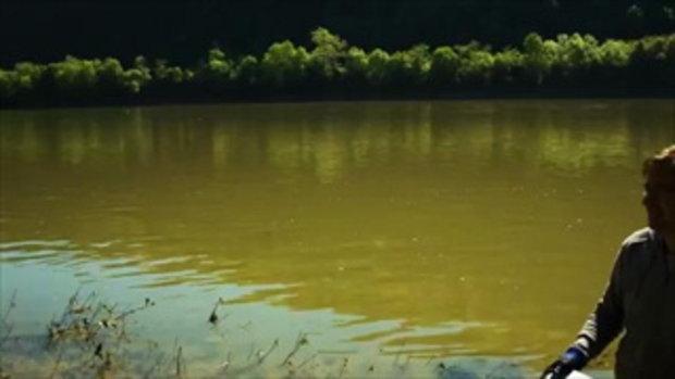 เกิดอะไรขึ้น เมื่อคุณโยน แท่งโซเดียม ลงในแม่น้ำ