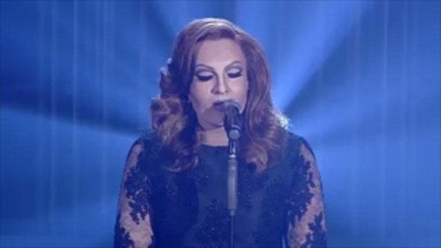 เปลี่ยนหน้าท้าโชว์ S2 14 พ.ค. 59 S4 โหน = Adele - Hello