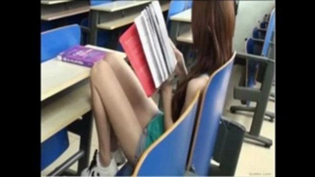 ชุดไปเรียนของนักศึกษาเกาหลี ที่ดูแล้วเอ่อ..สาบานว่าไปเรียน!!