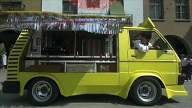 Aroi Rung Truck ( อร่อย...ร้องทรัค )