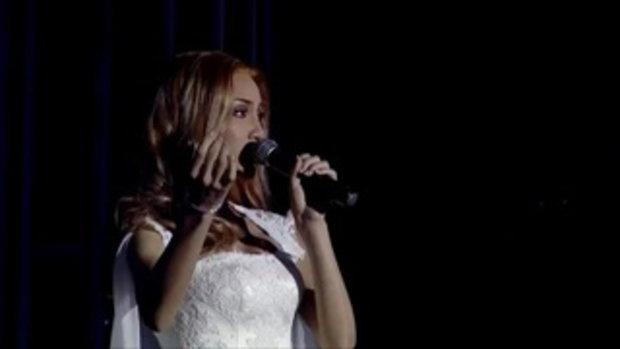 เปลี่ยนหน้าท้าโชว์ 21 พ.ค. 59 S1 กรีน Celine Dion - My heart will go on