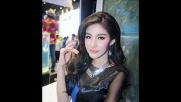 สาวสวยงาน Thailand Mobile Expo 2016