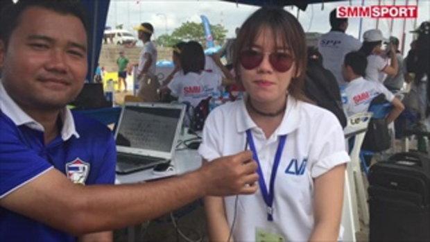 แซมบัค พาไปทำความรู้จักกับนักร้องสาวสวยจากประเทศลาว Namfon Inthavong