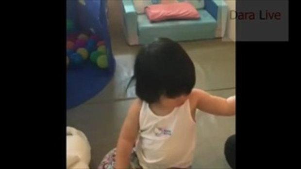 แม่เมย์ พ่อกรรชัย Live สด ความน่ารักของน้อง มายู น่ารักขนาดไหนต้องชม
