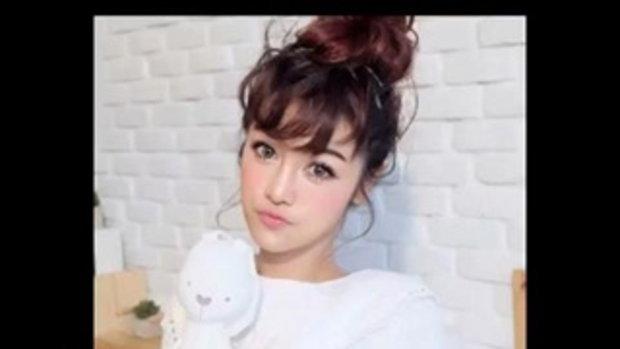กระแต อาร์สยาม ลุคใหม่สายแบ๊ว น่ารักใส ๆ ยังกับสาวเกาหลี