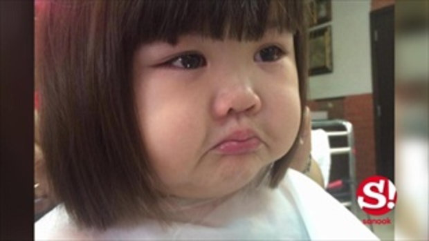 ส่องความน่ารัก น่าชัง! น้องจีจี้ สาวน้อยแก้มป่อง