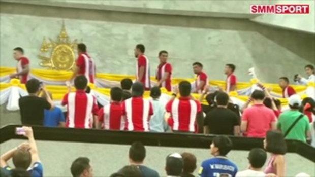 CHU HOT SHOT   No.49  'แด่ทีมชาติไทย แชมป์คิงส์คัพ 2016'