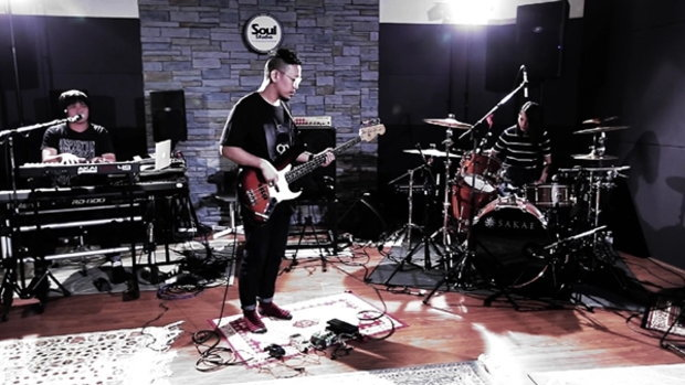 Inspirative - อุโมงค์เวลา (JOOX Live: Rehearsal Sessions)