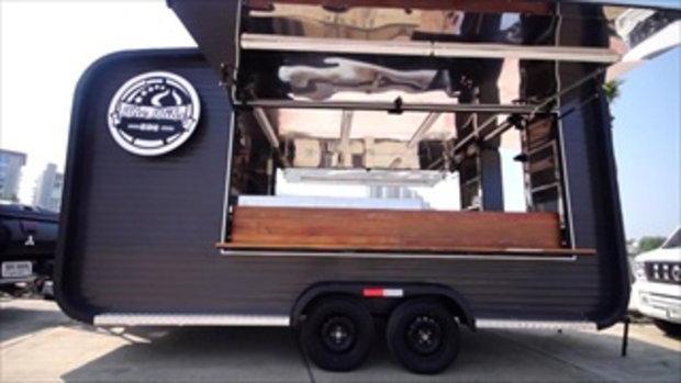 กบนอกกะลา : Food Truck ภัตตาคารติดล้อ ช่วงที่ 2/4 (6 พ.ค.59)