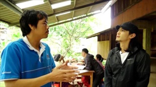 กบนอกกะลา : ผ้าทอขนแกะ ทอมือทอไทย ช่วงที่ 1/4 (07 ส.ค 58)