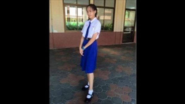 ลิลลี่ เดอะเฟซ2 ในชุดนักเรียน ใสๆวัยรุ่นชอบ