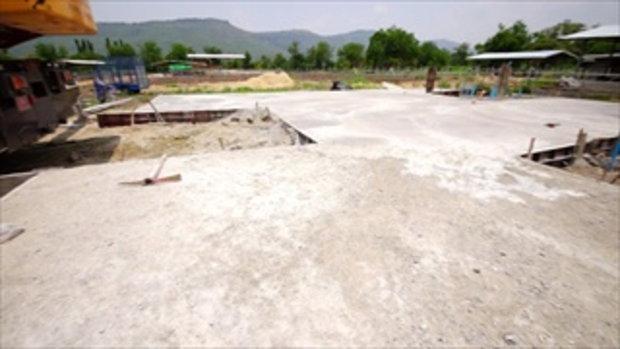 กระบี่มือหนึ่ง : สร้างบ้านปูนวันเดียว (13 มิ.ย.59)