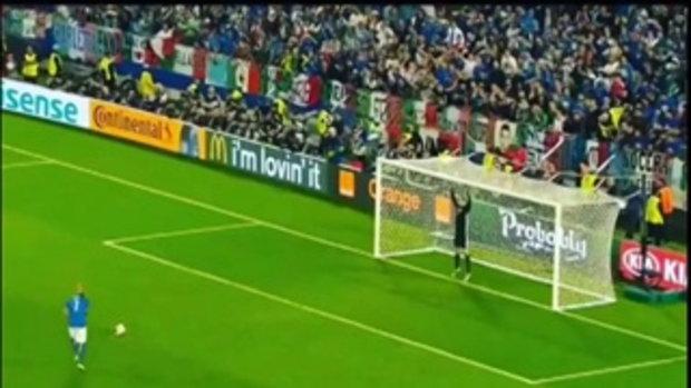 ไฮไลท์ ยิงลูกโทษ ซอยขาหลอก ของนักเตะอิตาลี ในศึกฟุตบอลชิงแชมป์ยุโรป 2016