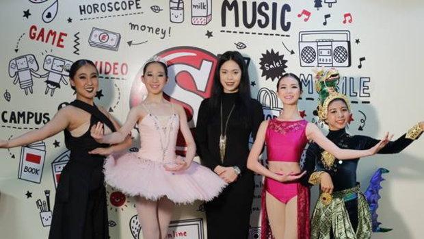 สถาบันบางกอกแดนซ์ นำทีมนักเต้นเยาวชนตัวแทนประเทศไทย ณ เมืองเพิร์ท ประเทศออสเตรเลีย