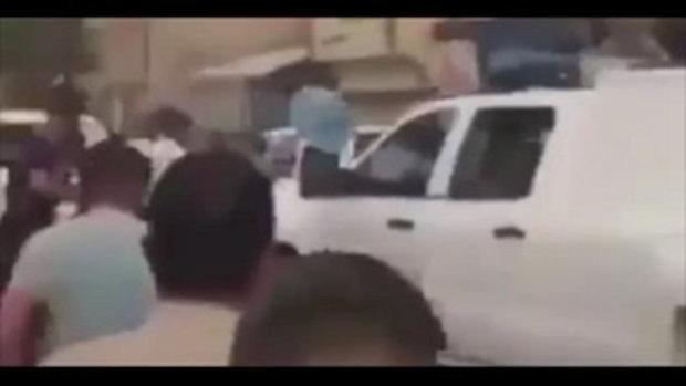 ชาวอิรักฮือไล่ปารถนายกฯ อย่างโกรธแค้น เหตุระเบิดคาร์บอมบ์