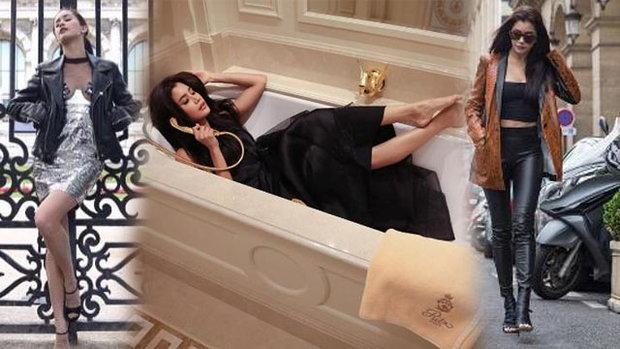 ปู ไปรยา แซ่บไม่แพ้ใคร โดดเด่นที่ Paris Fashion Week
