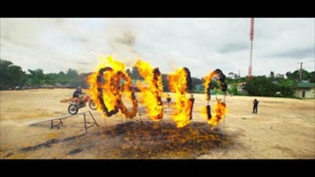 รวมฮิต กระบี่มือหนึ่ง : สุดยอดคนพันธุ์ X | Stunt Motocross