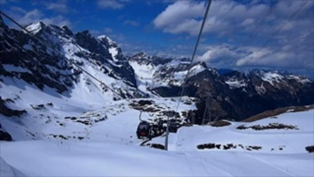 Cabin Of The Schilthorn