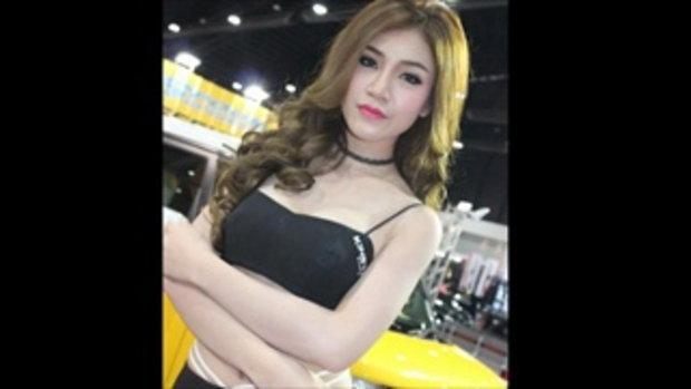 ชมความเซ็กซี่ของพริตตี้ บู๊ท MOTY'S ในงาน Bangkok Auto Salon 2016