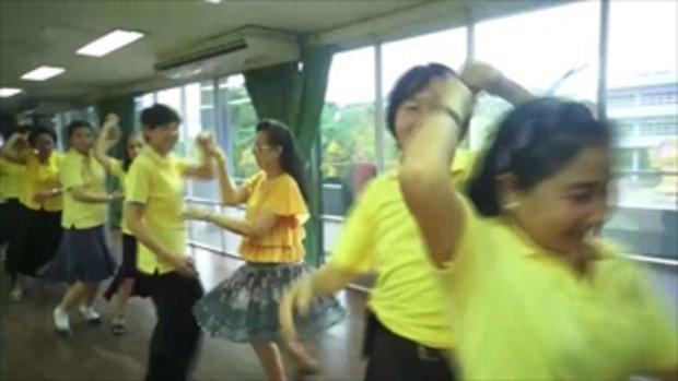 กบนอกกะลา : ลีลาศ มนต์เสน่ห์บนฟลอร์เต้นรำ ช่วงที่ 3/4 (8 ก.ค.59)