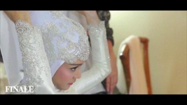 งานแต่ง นุ๊ก สุทธิดา หวานชื่นมื่น ส่งตรงจากมาเลเซีย