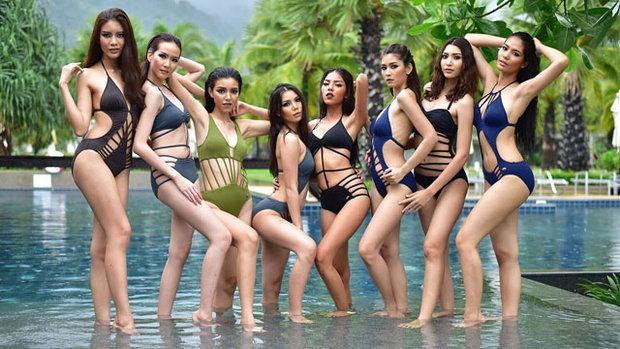 Miss Universe Thailand 2016 นางงามยุคใหม่ ต้องเผ็ด แซ่บเท่านั้น ถึงจะเริ่ด