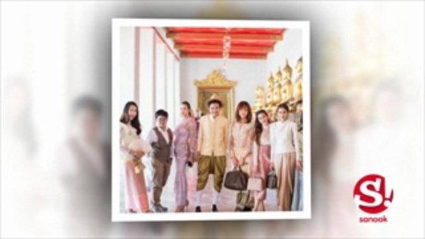 ชุดไปวัดดารา ใครกุลสตรีไทยที่สุด ซูม