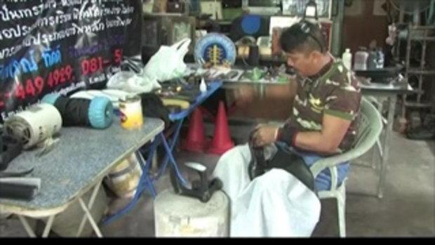รวมฮิต กระบี่มือหนึ่ง : อาชีพธรรมดาแต่ลีลาเหนือชั้น | ช่างนกซ่อมรองเท้า