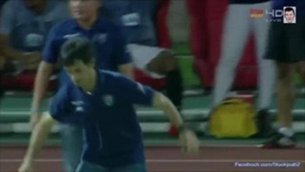 ไฮไลท์การทำประตู ฟุตบอลไทยลีก แบงค๊อก ยูไนเต็ด 2-1 ราชบุรี เอฟซี