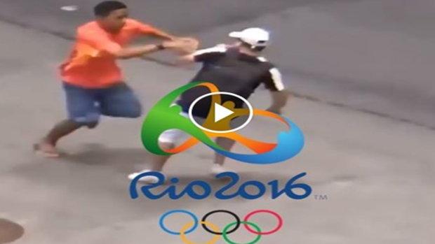 โหดมั้ยละ.... โอลิมปิก ที่บราซิล